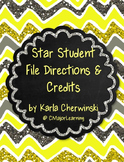 Star Student Recognition for Smartnotebook