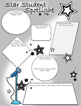 Star Student Spotlight (Music)