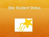 Star Student Status
