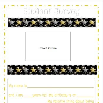 Star Student Survey