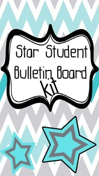 Star Student/Student of the Week Kit
