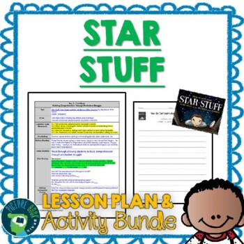 Star Stuff Carl Sagan and the Mysteries of the Cosmos Lesson Plan and Activities