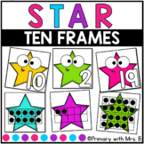 Twinkle, Twinkle Ten Frames: Matching Numbers to Ten Frame