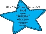 Star Themed Back to School Pack