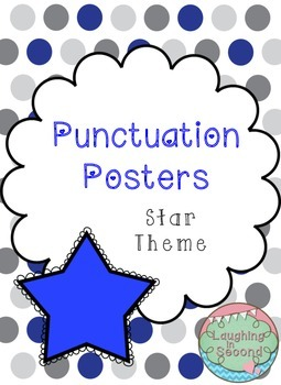 Star Themed - Punctuation Posters