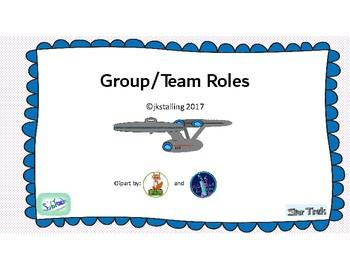 Star Trek Theme Group Jobs