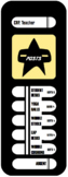 Star Trek Themed Flex Seating Chart (Editable)