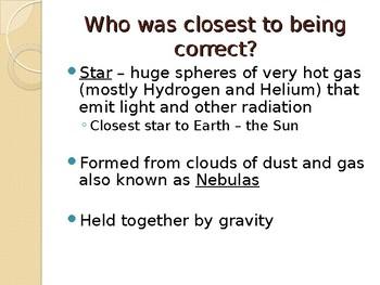 Star Type Powerpoint