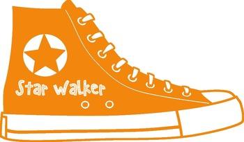 Star Walker Cutout