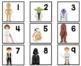 Star War Number Cards 1-100