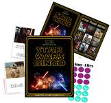 Star Wars (2015) BINGO | Fun Game