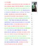 Star Wars; 3 Fluency Passages    7-9th Gr. Level