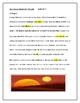 Star Wars; 3 Fluency Passages  & Vocabulary Activity    7-