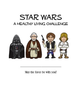 Star Wars - A Healthy Living Challenge