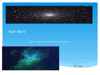 Star Wars, A Resource