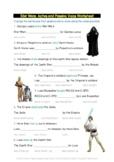 Star Wars: Active & Passive Voice Worksheet