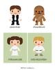 Star Wars Activity Cards