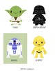Star Wars Activity Cards