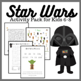 Star Wars Activity Pack