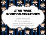 Star Wars Addition Strategies Making Ten Doubles Fact Prac