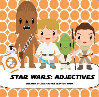 Star Wars Adjectives