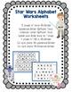 Star Wars Alphabet Practice