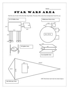 Star Wars Area