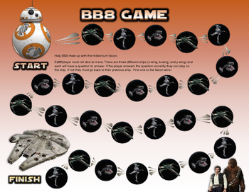 Star Wars BB8 Game