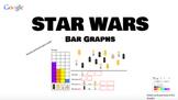 Star Wars Bar Graphs - Google Activity