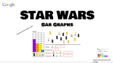 Star Wars Bar Graphs - Google Activity