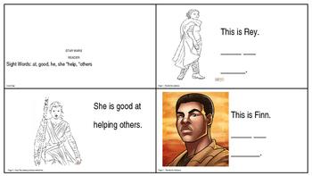 Star Wars - Beginning Reader # 4