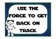 Star Wars Behavior Clip Chart