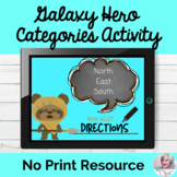 Galaxy Hero Categories NO PRINT Teletherapy Language Lesson