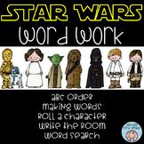 Star Wars Center Work