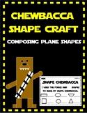 Star Wars Chewbacca Shape Craft