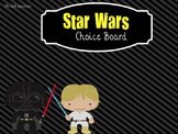 Star Wars Choice Board! May the Force Be With You!