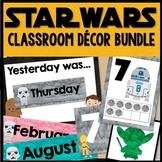 Star Wars Classroom Decor Bundle