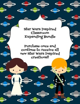 Star Wars Classroom Bundle