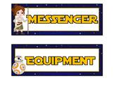 Star Wars Classroom Job Cards
