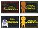 Star Wars Classroom Labels