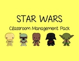 Star Wars Classroom Management Pack