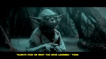 Star Wars Classroom Posters