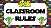 Star Wars Classroom Rules
