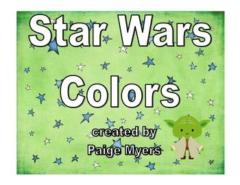 Star Wars Colors