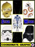 Star Wars Coordinate Graphs