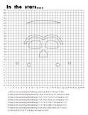 Star Wars Coordinate Grid (Graphing)