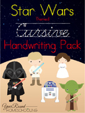 Star Wars Cursive Handwriting Pack