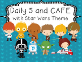 Star Wars Daily 5 and CAFE Poster set