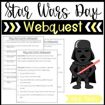 Star Wars Day Webquest