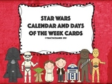 Star Wars Days of the week and months of the year